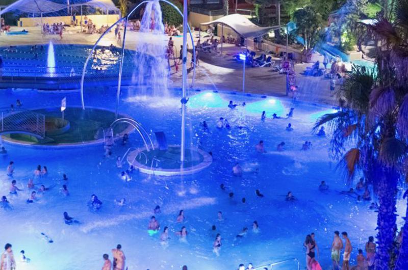 """Isla Fantasia"" Water Park"